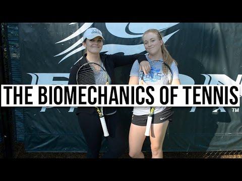 The Biomechanics of Tennis