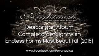 Nightwish - Descargar Endless Forms Most Beautiful - CD1 Normal, CD2 Instrumental, CD3 Orquestal
