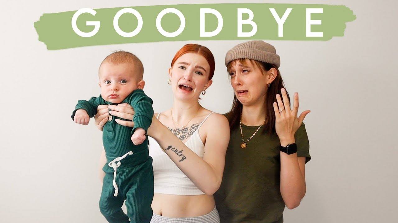 LEAVING BABY WITH A BABYSITTER FOR THE FIRST TIME