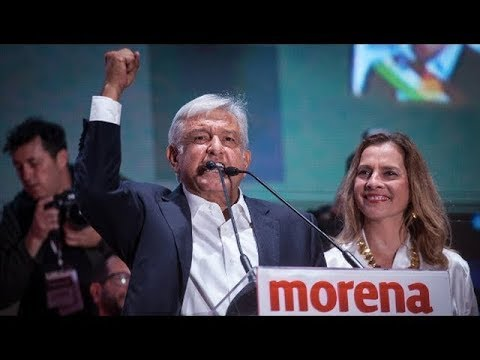 Mexico's AMLO Gets Massive Mandate to Stand Up to the US