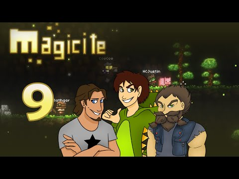 Buffalo Wizards Co-op | Magicite 09: We're Back thumbnail