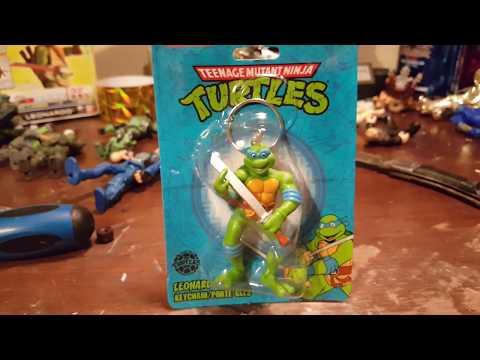 Teenage Mutant Ninja Turtle: Leonardo Keychain TMNT, Decoration, Christmas Ornament