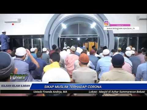live-:-ustadz-dr.-firanda-andirja-m.a.---sikap-muslim-terhadap-corona