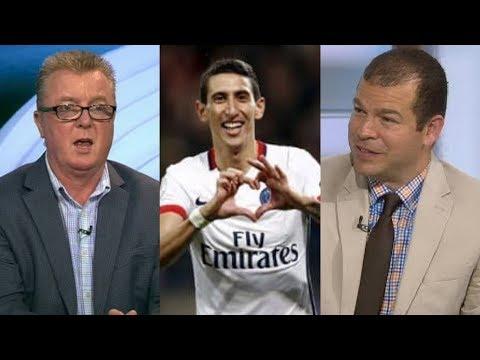 "[FULL] ESPN FC | PSG def Real Madrid 3-0 Post Match Analysis, Di Maria Goals-Steve & Craig ""STUNNED"""