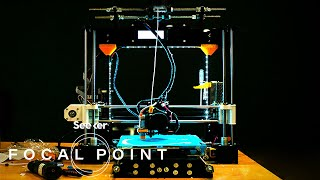 These Makers Turned Their Homes Into 3D Printing Factories