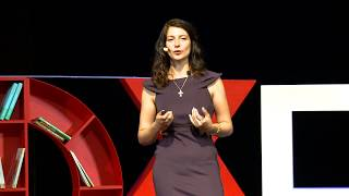 Регулировчик към звездите | Gergana Rayzhekova | TEDxPlovdiv