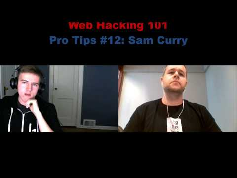 Web Hacking Pro Tips #12 with @zlz Sam Curry