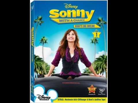 Sonny With A Chance Dvd Cover And Hannah Montana The Movie