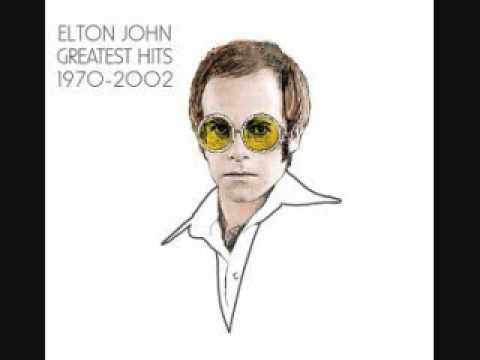 Elton John - Bennie and the Jets (with lyrics)