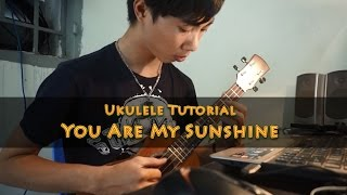 Hướng dẫn Ukulele - You Are My Sunshine Solo [Ukulele tutorial]
