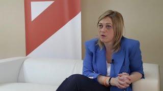 Carmen Picazo, en entrevista con Europa Press