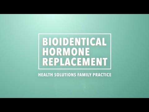 Bio-Identical Hormone Replacement Therapy Video from YouTube · Duration:  28 minutes 42 seconds