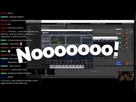 Deleted deadmau5 Chord Progressions
