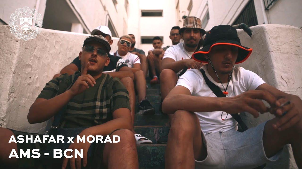 Download ASHAFAR x MORAD - AMS - BCN (prod. Keyser Soze)