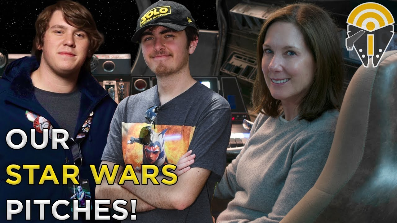 Our Pitches For The Future Of Star Wars!