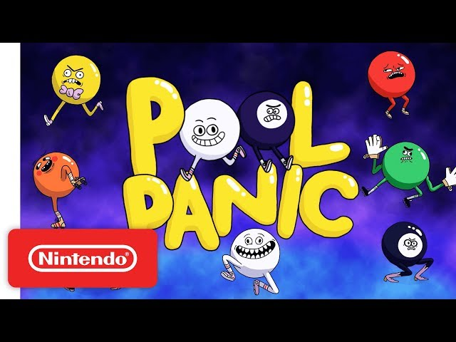 Pool Panic Announcement Trailer - Nintendo Switch