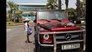 ОАЭ День рождение дочки в Dubai Торт от Gordon Ramsay VLOG 7 Kolodin TV