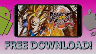 Download Dragon Ball FighterZ Mod - Android & iOS APP 2018