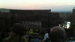 Punch Brothers covering Ophelia @ Red Rocks