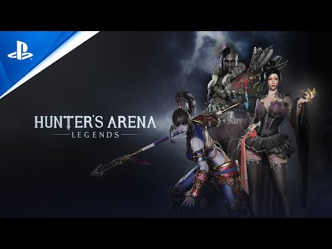 Hunter's Arena: Legends - Official Gameplay Trailer | PS5, PS4
