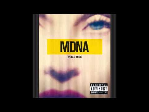 Madonna  Justify My Love : MDNA Tour