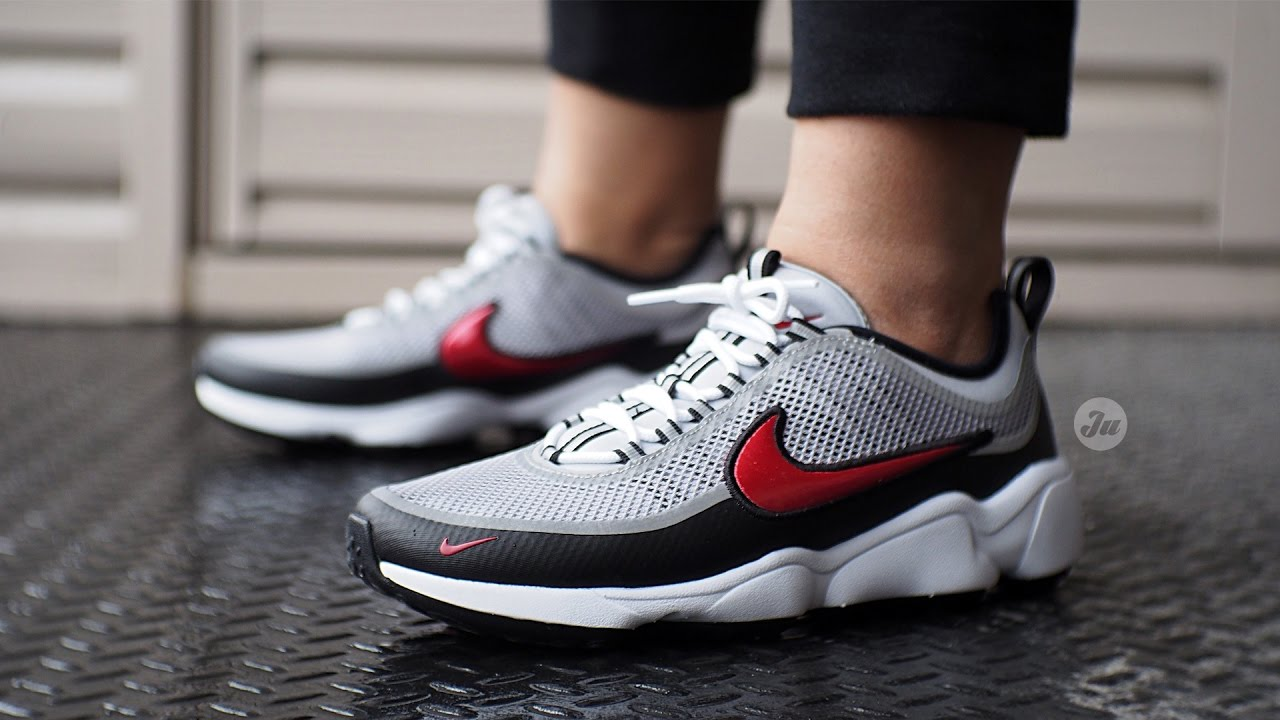 On-Feet: Nike Air Zoom Spiridon Ultra 'OG' (2017 release