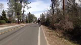 Bobcat Loop - Bicycle ride in Grass Valley, CA