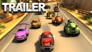 TNT Racers - Gameplay Trailer