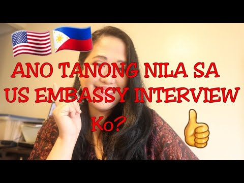 K1 Visa Experiences interview and tips from NOA2 to