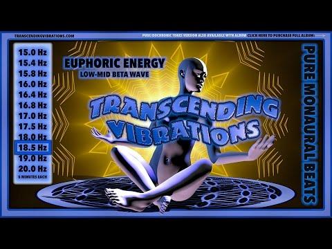 Euphoric Energy - (Full) Pure Beta Wave Monaural Beats
