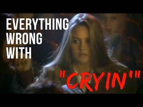 Everything Wrong With Aerosmith  Cryin