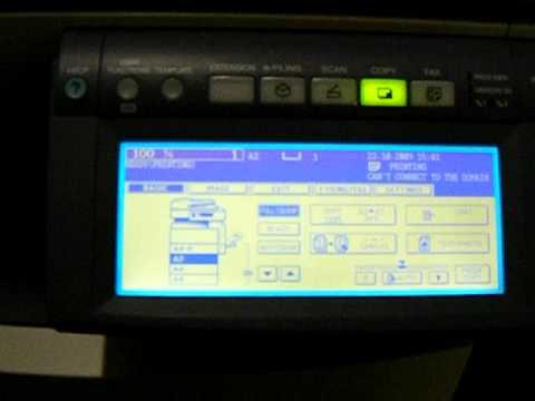 E-STUDIO 281C DRIVERS FOR WINDOWS 7