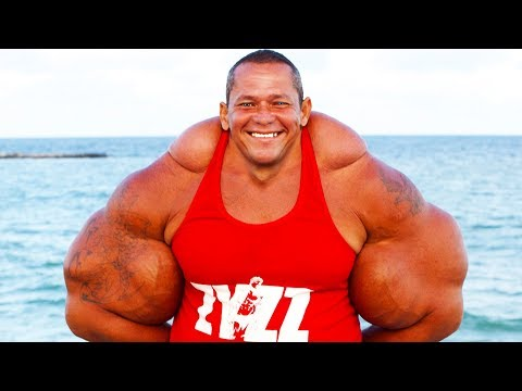 Top 10 Most Extreme FAKE Bodybuilders | BabbleTop