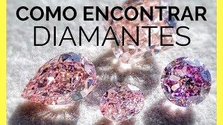 Como Encontrar DIAMANTES | Como Buscar Diamantes | Donde Encontrar Diamantes
