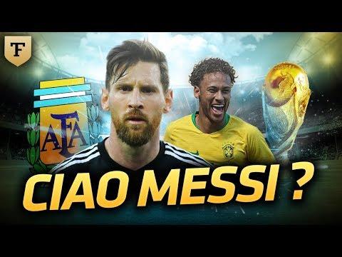 Messi chambré par les Brésiliens, Tout sur France-Pérou - La Quotidienne #276
