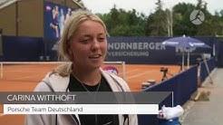 Hinter den Kulissen: Das WTA-Turnier in Nürnberg