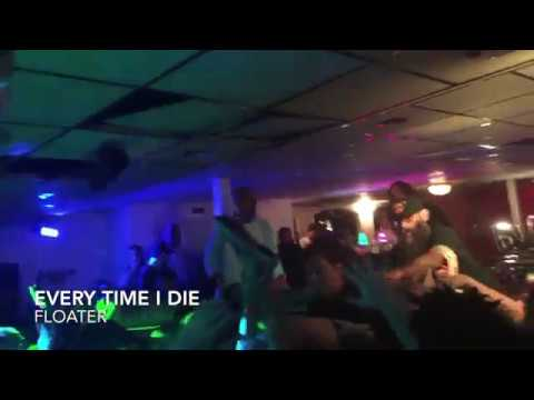 Every Time I Die - Floater | Rocks off Concert Cruise