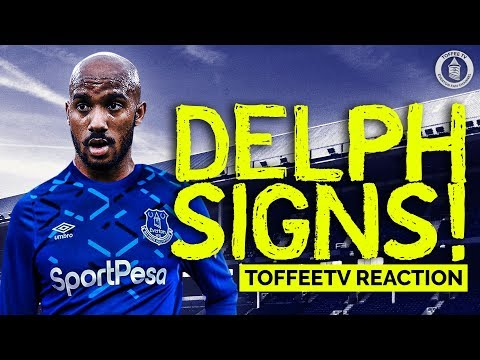 Fabian Delph Signs For Everton