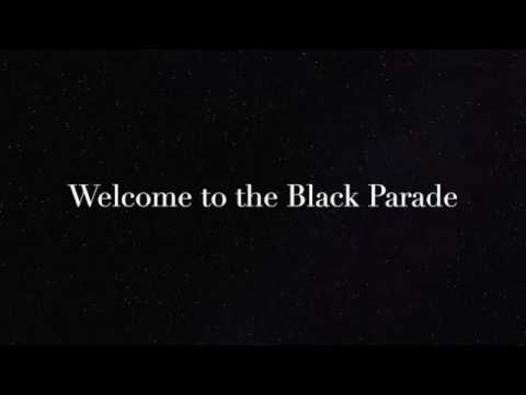 Welcome to the Black Parade - Paino arrangement