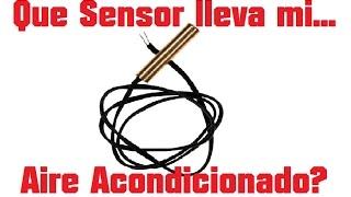 Placas de Aire Acondicionado Split #18 - Como saber que sensores lleva un Aire Acondicionado