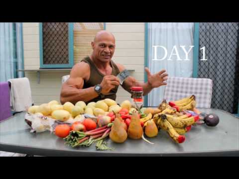 gladiator 7 day challenge australian documentary