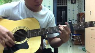 Blue BigBang (Cover guitar)