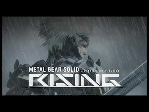 MGS RISING E3 2010 Theme Soundtrack (High Quality)