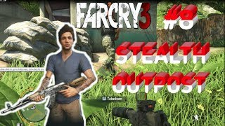 farcry3# stealth outpost gameplay pc part 8