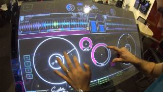 How to Scratch DJ using a Touchscreen with Emulator ELITE