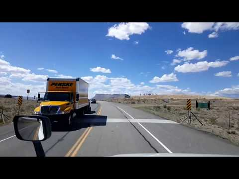 BigRigTravels LIVE! Green River, UT area-Interstate 70 West and truck stop-May 19, 2018