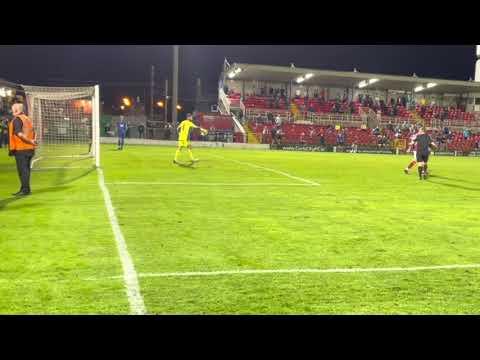 PENALTY SHOOTOUT | Cork City 1-4 Saints | Extra.ie FAI Cup 2nd Round