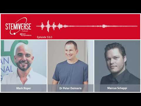 Stemiverse 0053 – Mark Roper discusses the Blockchain & how this technology can help save the world