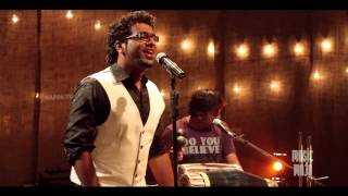 Thulli Thulli mazha   Bennet & the band ft  Haricharan on Music Mojo