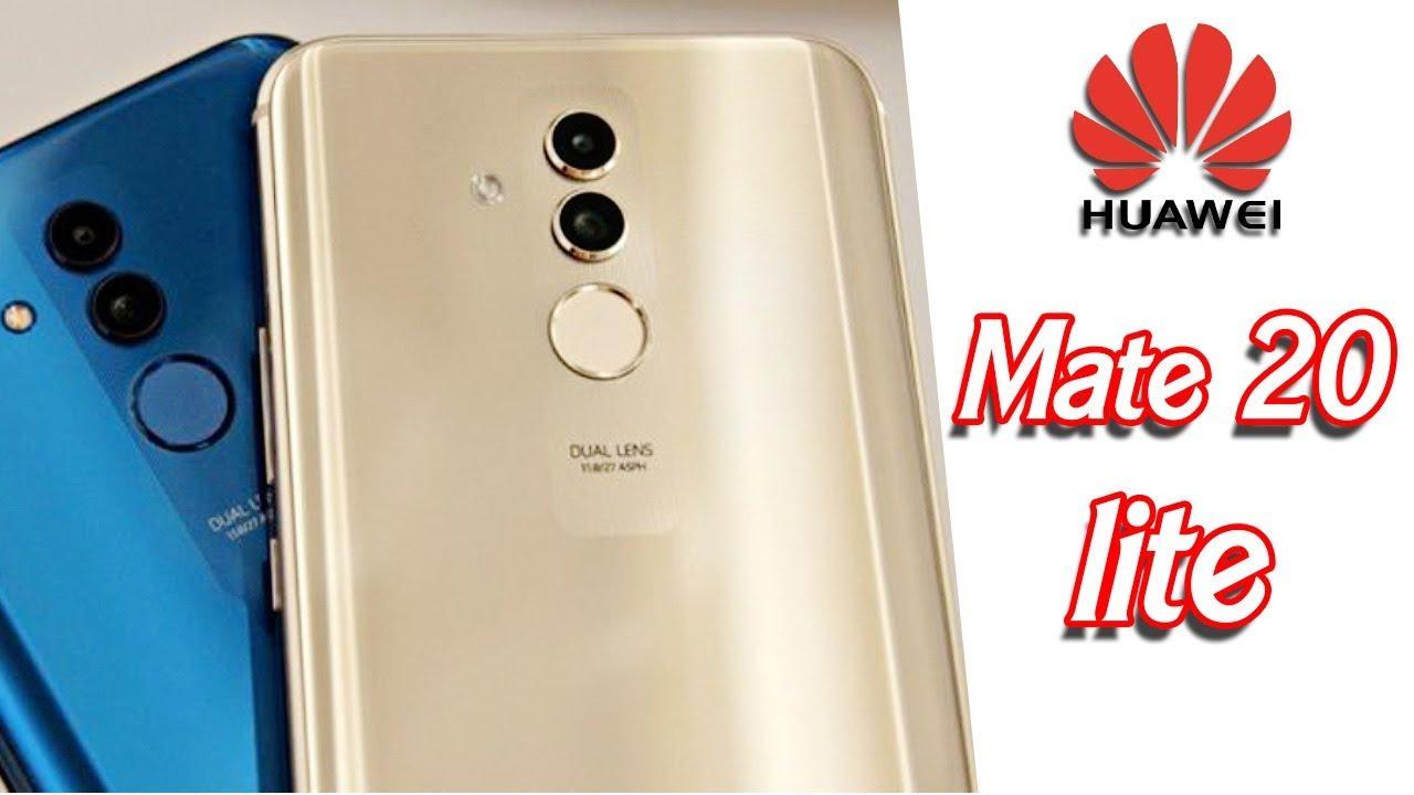 Photo of هواوي ميت 20 لايت والسعر 🤔 Huawei Mate 20 Lite – هواوي